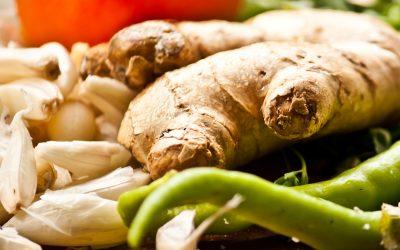 Kraftvoll und Glücklich: richtig ernähren im Alltag