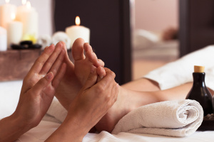 Ayurveda Fußmassage Workshop