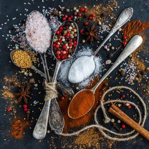 Ayurvedische Gewürze für mehr Genuss beim essen