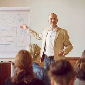 Ayurveda Institut Leiter Bastian Wittig