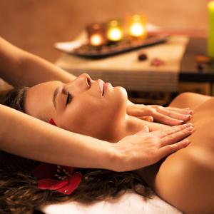 Ayurveda Massage Ausbildung Foto