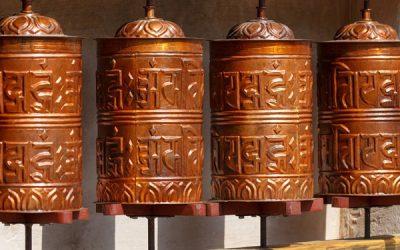 Sanskrit: Die alte indische gelehrten Sprache – magisch und facettenreich
