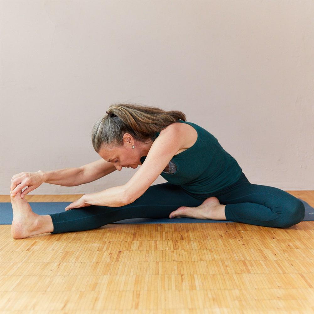 Yoga mit Judith Mateffy